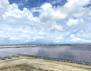 IEC61850 for TPC Yantian 150M PV Farm